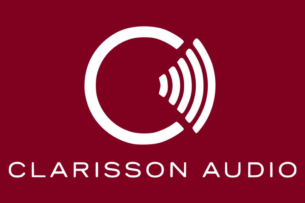 Clarisson Audio Logo